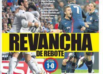 La prensa en Barcelona, atlética como mal menor