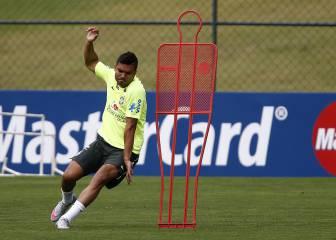 Dunga lo confirmó: sólo lleva a la Copa América a Casemiro