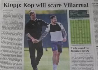 La prensa inglesa avisa: