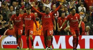 Anfield devora al Villarreal