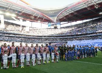 Sólo 20.000 entradas para cada equipo en la final de Milán