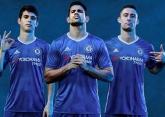 Así lucirá el Chelsea de Conte durante la próxima temporada