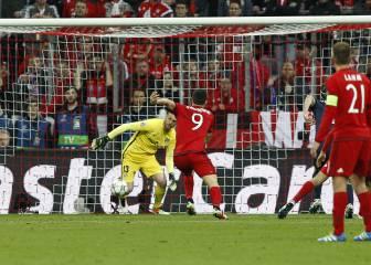 Un Bayern roto, sin Europa, se lanza a por la ensaladera