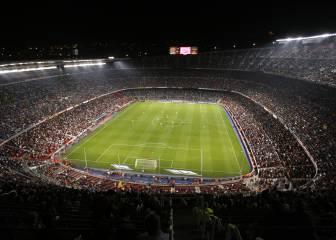 """El Barcelona espera un Camp Nou """"a reventar"""" en el derbi"""