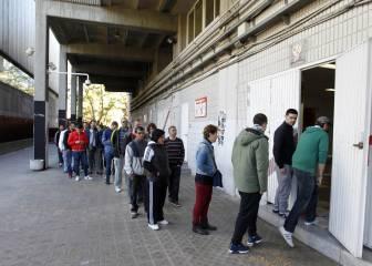 El Rayo recibe 120 entradas más para la invasión de Anoeta