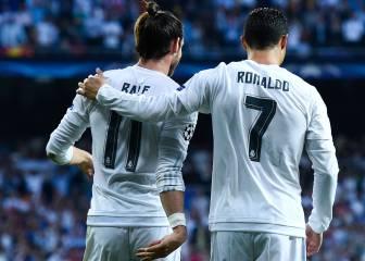 Cristiano y Bale: el Madrid retomará sus renovaciones