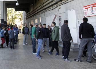 El Rayo agota en una hora las últimas 120 entradas a Anoeta