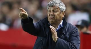 Lucescu felicita al Sevilla y se queja del arbitraje