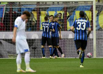 El Inter vence al Empoli y se asegura el cuarto puesto