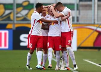 El Red Bull Salzburgo gana su tercera liga austriaca seguida