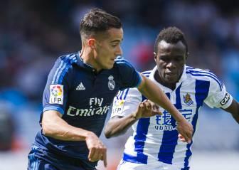 Lucas asiste mejor que CR7, Messi, Koke, Neymar o Isco