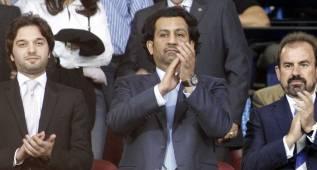 El jeque Al-Thani verá el partido en el palco de Balaídos