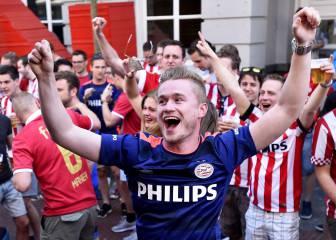 El PSV revalida el título de campeón de la liga holandesa