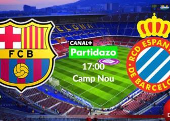 Barcelona 5 - 0 Espanyol: resultado, resumen y goles