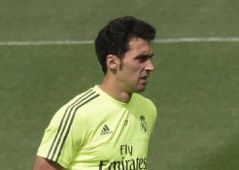 Arbeloa, adiós al Bernabéu