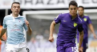 El Celta se afianza en la quinta plaza tras ganar al Málaga