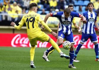 Faycal y Lucas Pérez sellan la permanencia del Deportivo