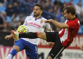 El Zaragoza las pasa canutas frente al colista de Segunda