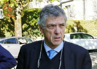 Villar se presentará para ser presidente de la UEFA