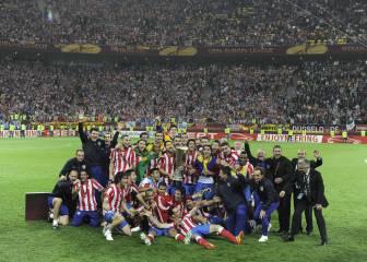 9 de mayo: El Atlético gana su segunda Europa League (2012)