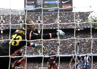 Es el Espanyol más goleado de toda su historia en Primera