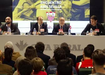 El Encuentro con los Ases en Sevilla en imágenes
