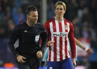 Clattenburg, que tuvo un lío con Torres, pitará la final de Milán