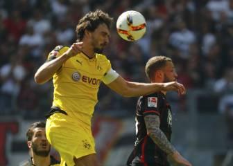 Bayern y Dortmund oficializan el traspaso de Hummels