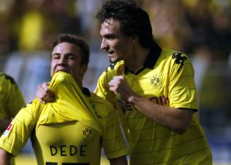 Hummels tiene amnesia: criticó a Götze por irse al Bayern