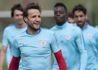 El Athletic ofrecerá un puesto a Gurpegui tras su retirada