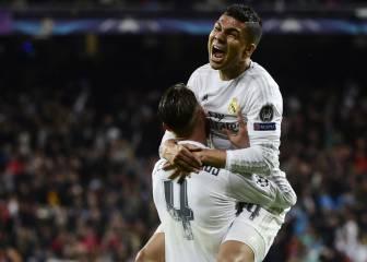 Zidane: fiel al 4-3-3, Casemiro de ancla y mejoró a Gareth Bale