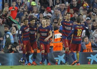 El Barcelona prepara ya la celebración de la Liga
