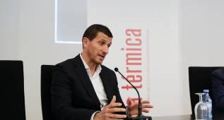"""Gracia: """"Mi intención es quedarme en el Málaga"""""""