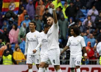 Benzema, lanzado: mejores datos goleadores de su carrera