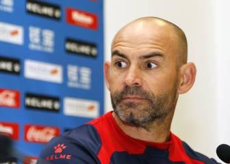 Paco Jémez cita por sorpresa a los medios para este miércoles