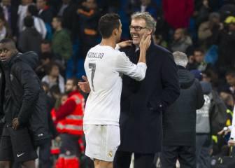 Acuerdo Mendes-PSG por si Cristiano decide irse del Madrid