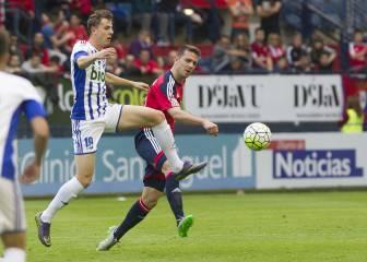 El empate en Pamplona sube el ánimo berciano