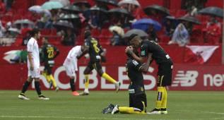 """Javier Tebas: """"El Sevilla ya ha empezado a descansar"""""""