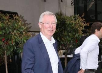 Pochettino suena para el United tras cenar con Ferguson