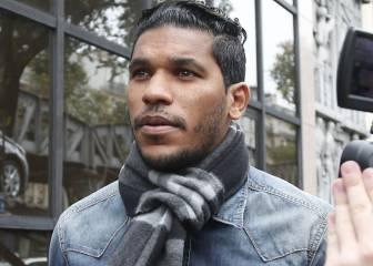 Brandao, condenado a 5 meses de prisión por agredir a Motta