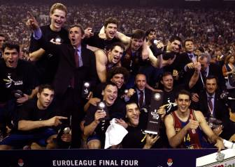 11 de mayo: el Barcelona gana la Euroliga (2003)