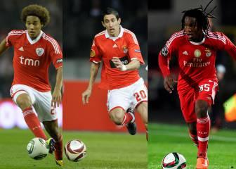 El Benfica se hace de oro: 434 millones en ventas en 7 años