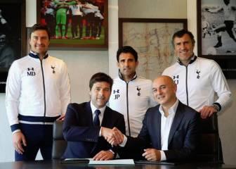 Oficial: Pochettino renueva con el Tottenham hasta 2021