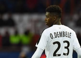 El Borussia se adelanta a los grandes y ficha a Dembele