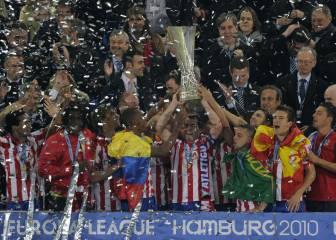 12 de mayo: el Atlético gana su primera Europa League