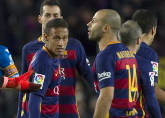 "Masche a Neymar: ""Deja de ser egoísta, piensa en el equipo"""