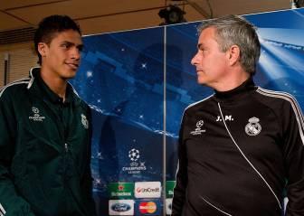 Mourinho tiene la llave para que Varane se vaya al United