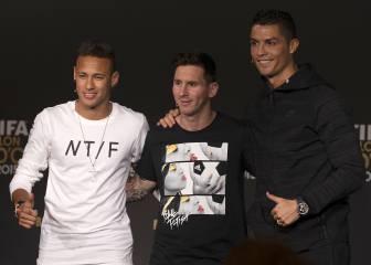 Según Forbes, Cristiano fue el jugador mejor pagado de 2015