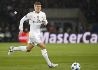 PSG, City y United siguen sin olvidar la alternativa de Kroos