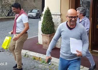 Sampaoli se reunió con el Espanyol en Roma
